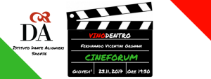 CINEFORUM 6 Vinodentro cover
