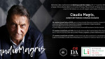 Claudio Magris invito ITA novi loga